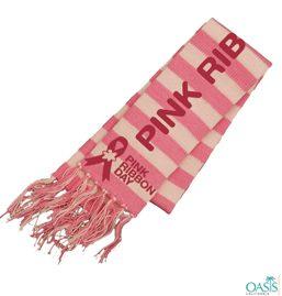 Pink Hope Scarf