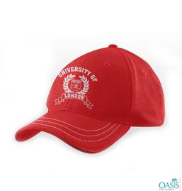 Scarlet Baseball Cap