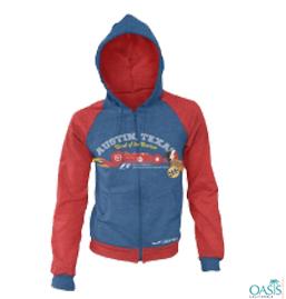 Superman Style Formula 1 Jacket With Hood