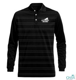 Black Nimbus Full Sleeve T Shirt