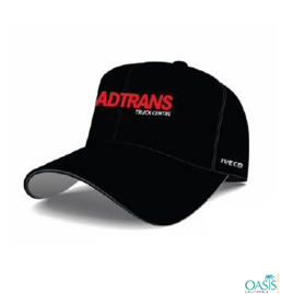 Stark Black Adtrans Truck Cap