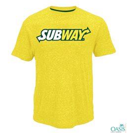 Sunny Yellow T Shirt