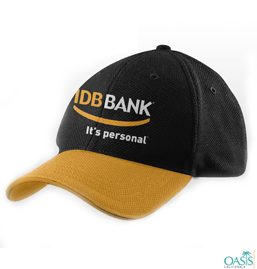 The Black IDB Bank Cap