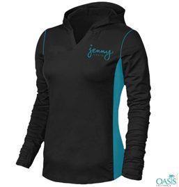Trendy Full Sleeve Jenny Craig T-Shirt