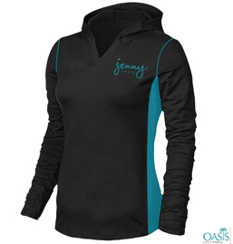 Trendy Full Sleeve Jenny Craig T-Shirt