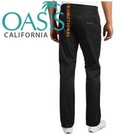 AAA Black Nice Fit Pants