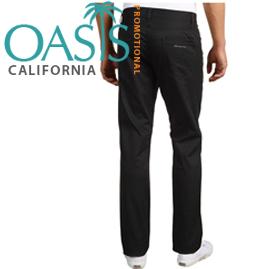 AAA Black Nice Fit Pants
