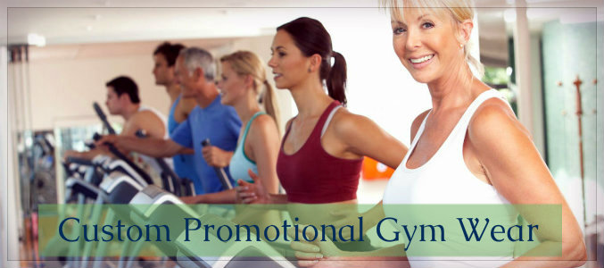 Promotional Gym Wear