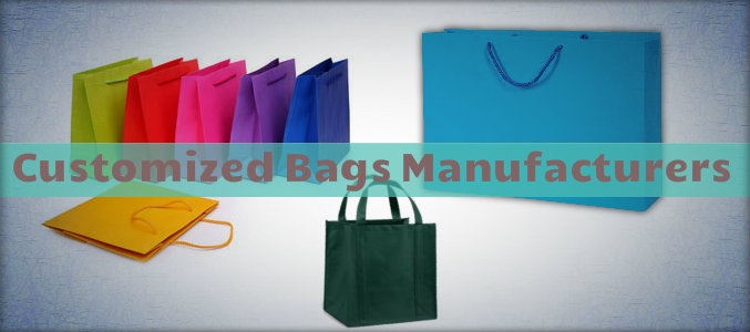 customized bags manufacturers