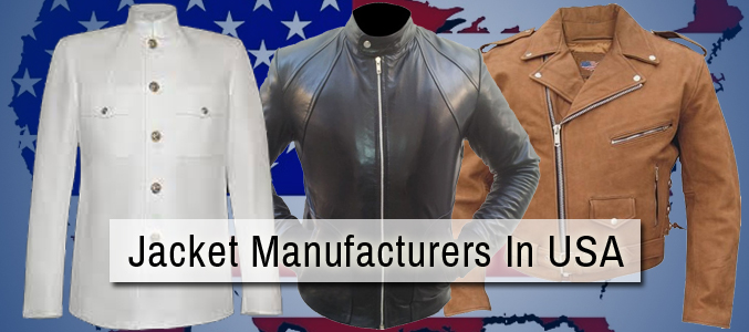 Jackets Manufacturers in USA