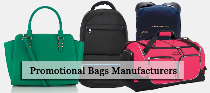 Promotional Bags Manufacturer