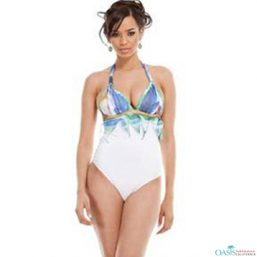 Halter Monokini Swimwear