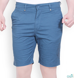 Slim Fit Shorts For Men