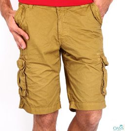 Khaki Shorts For Men