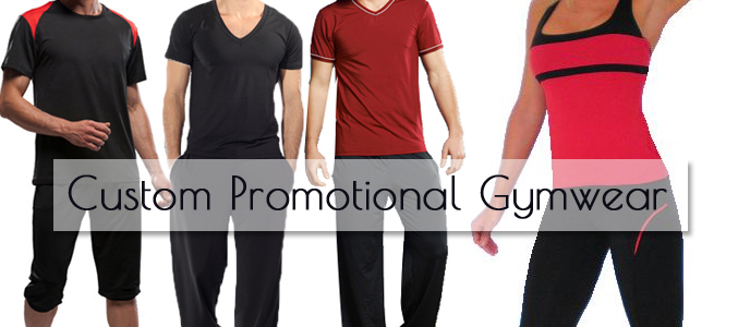 Custom Promotional Gym Wear