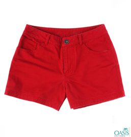 Red Hot Pants For Women