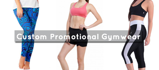 Custom Promotional Gymwear Supplier