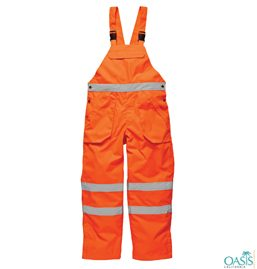 Bib and Brace Work Trousers Supplier