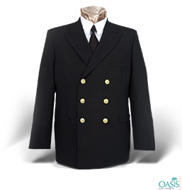 Double Breasted Navy Blazer Manufacturer
