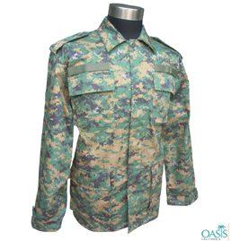 Flame Resistant Army Uniform Shirt Manufacturer