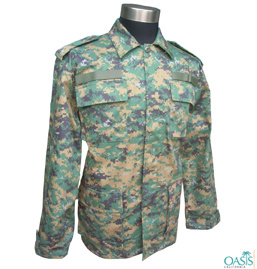Flame Resistant Army Uniform Shirt Manufacturer