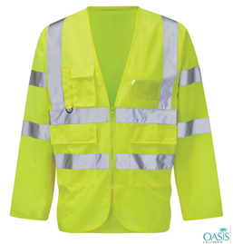 Heavy Duty Safety Vest Supplier