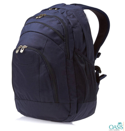 Navy Blue Backpacks Supplier