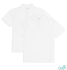 White Uniform Shirts Supplier