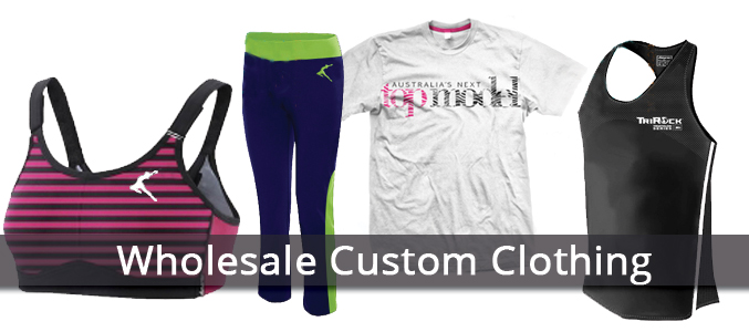 Wholesale Custom Clothing Supplier