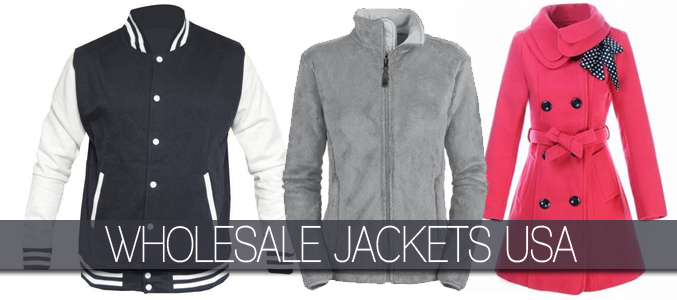 Wholesale Jackets Supplier USA
