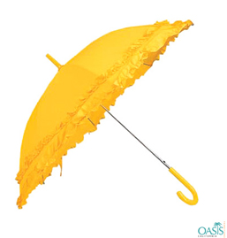 Wholesale Umbrella With Ruffles