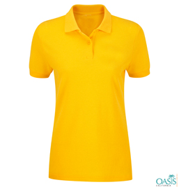Yellow Polo Shirt Distributor