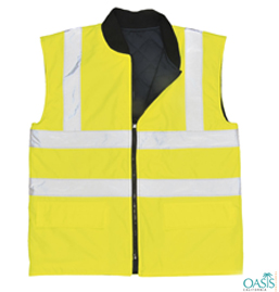 Yellow Safety Vest Manufacturer