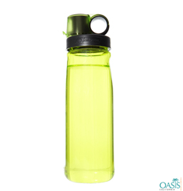 Yellow Water Bottle Supplier