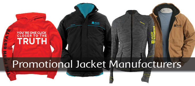 Wholesale Promotional Jacket Supplier
