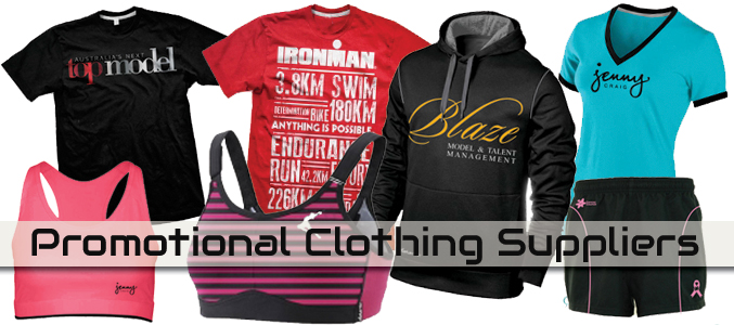 Wholesale Promotional Clothing Manufacturer