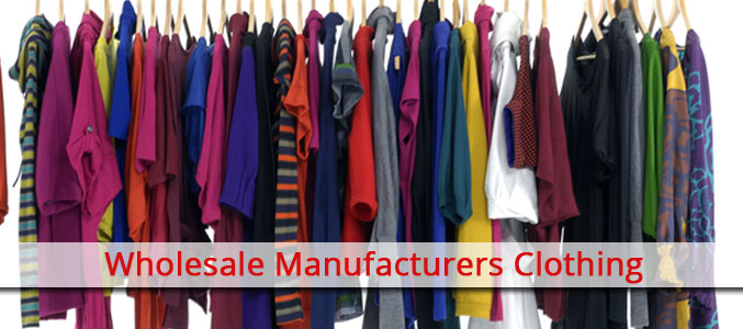 Wholesale Promotional Clothing Manufacturers
