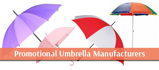 Wholesale Promotional Umbrellas UK
