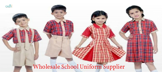Wholesale School Uniform Manufacturer