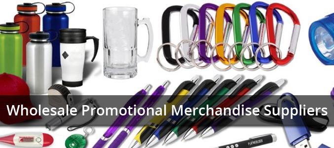 Wholesale Promotional Merchandise Suppliers