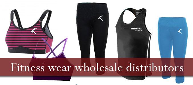 Fitness Wear Wholesale Distributor