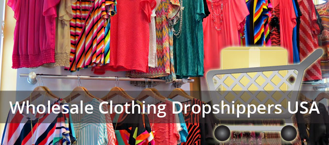 Wholesale Clothing Dropshippers USA