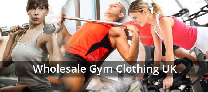 Wholesale Gym Clothing UK